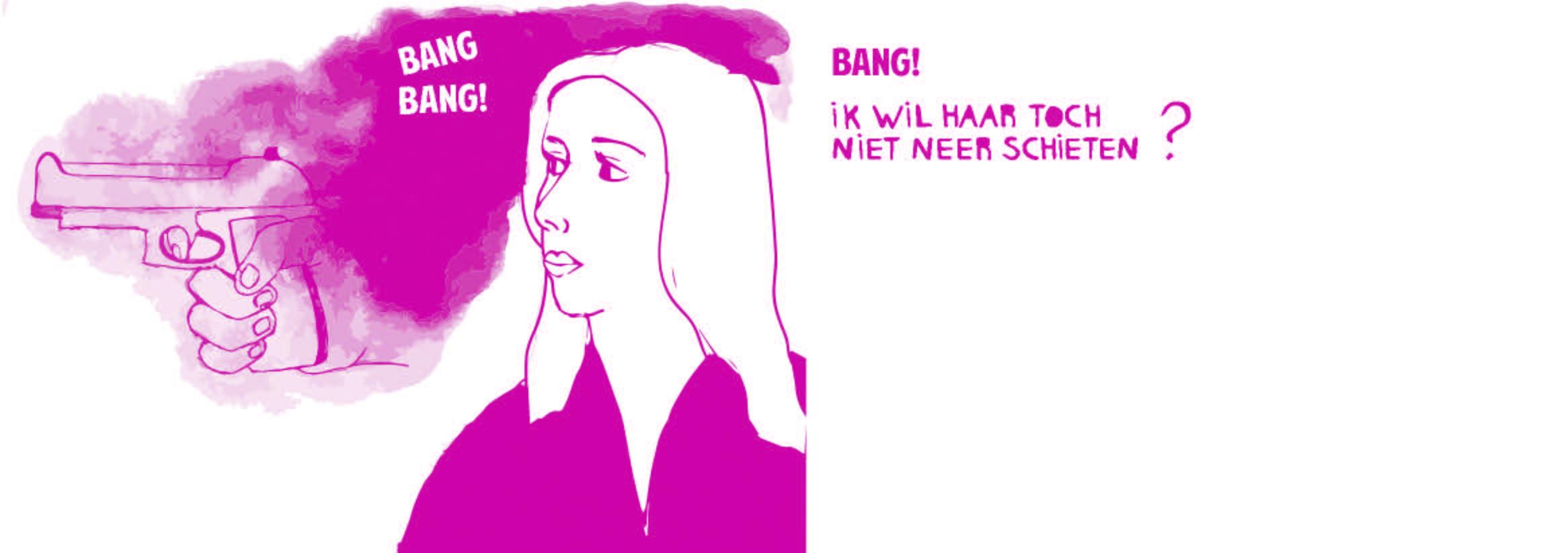 4 Roze Olifant - Sanne Clement