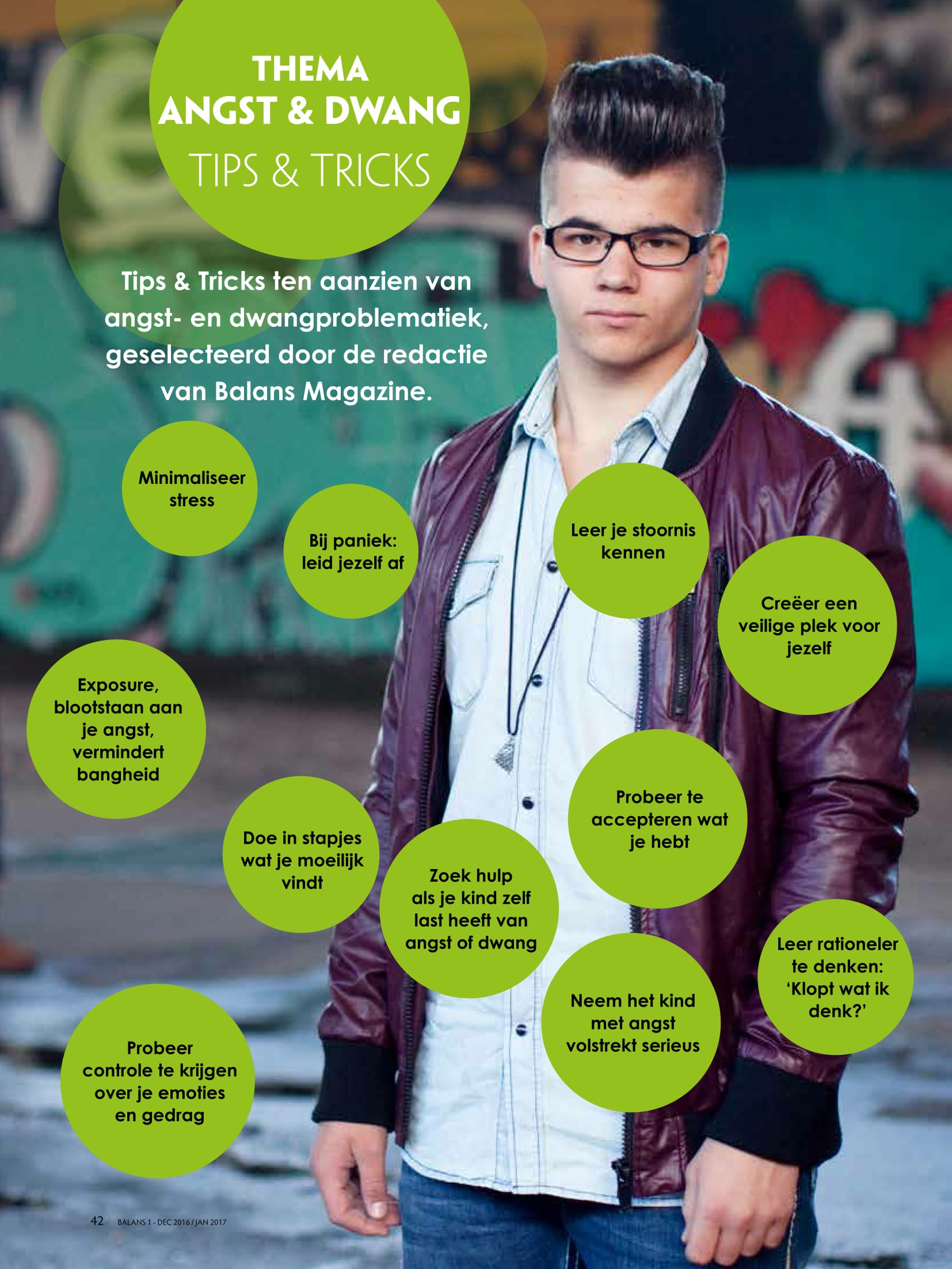 IMG - Balans Magazine Tips & Tricks angst- en dwangproblematiek