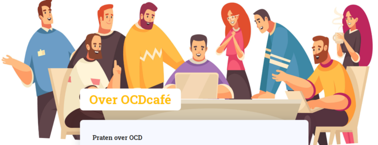 Praten over OCD: OCDcafé.nl is online