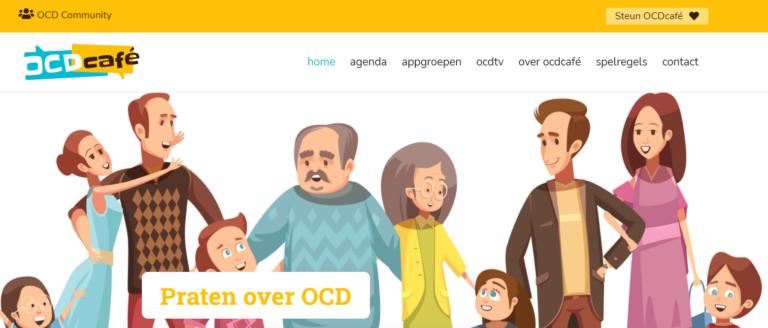 Eerste nieuwsbrief OCDcafé en OCDtv